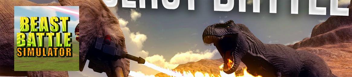 Beast Battle Simulator game online